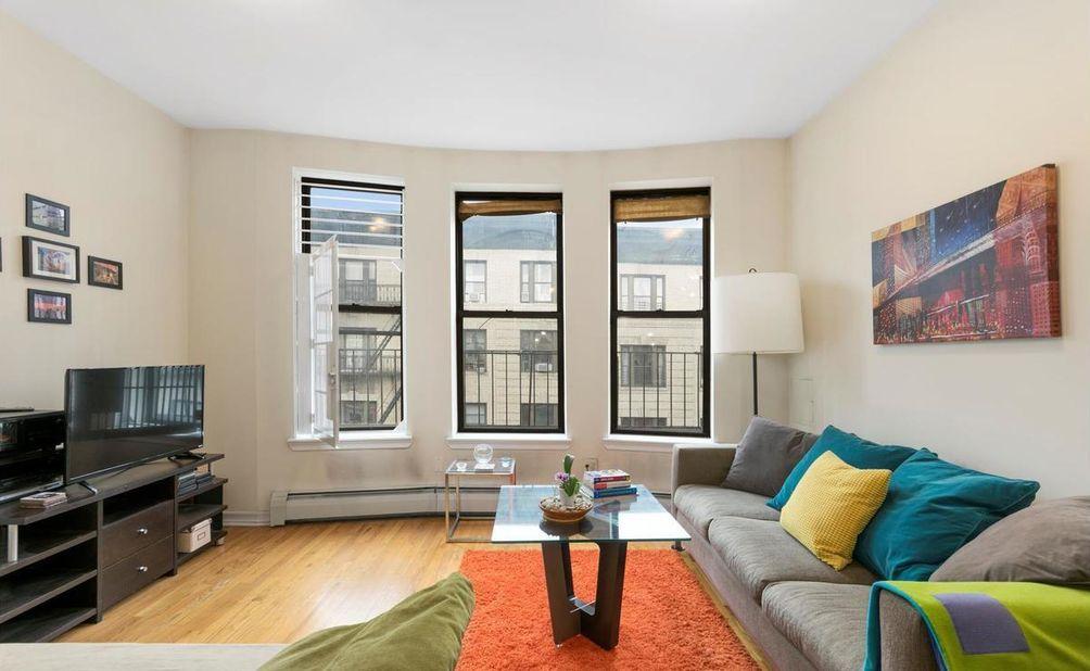 539 West 144th Street interiors