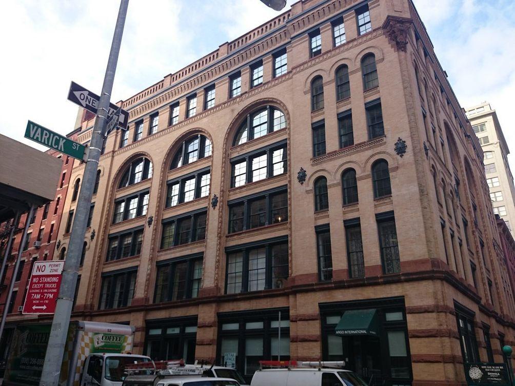 140 Franklin Street - Tribeca condos