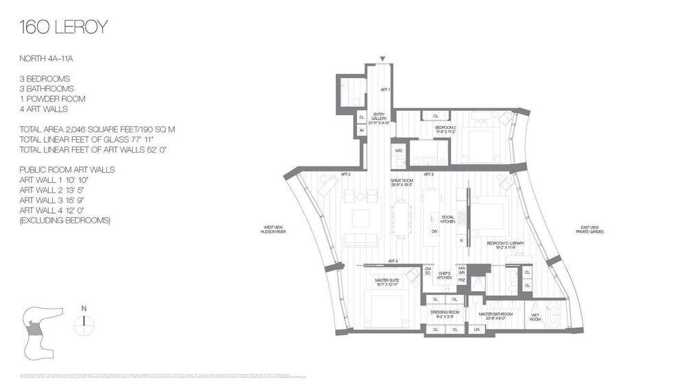 160 leroy 4AN floorplan
