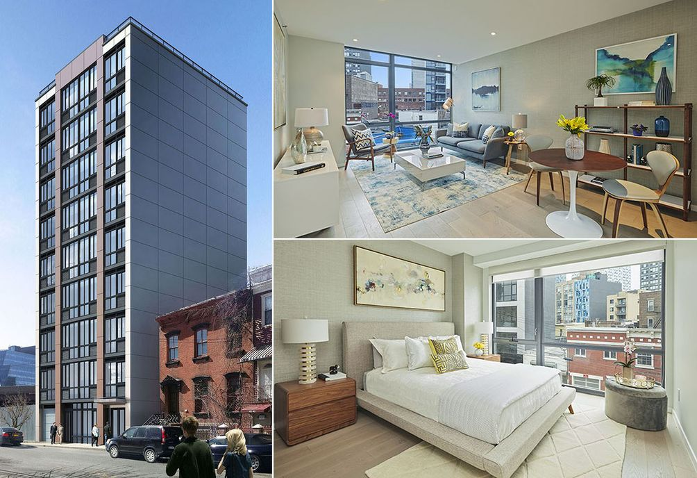 Arcadia 27 New Tax Abated Condos In Long Island City Are Selling