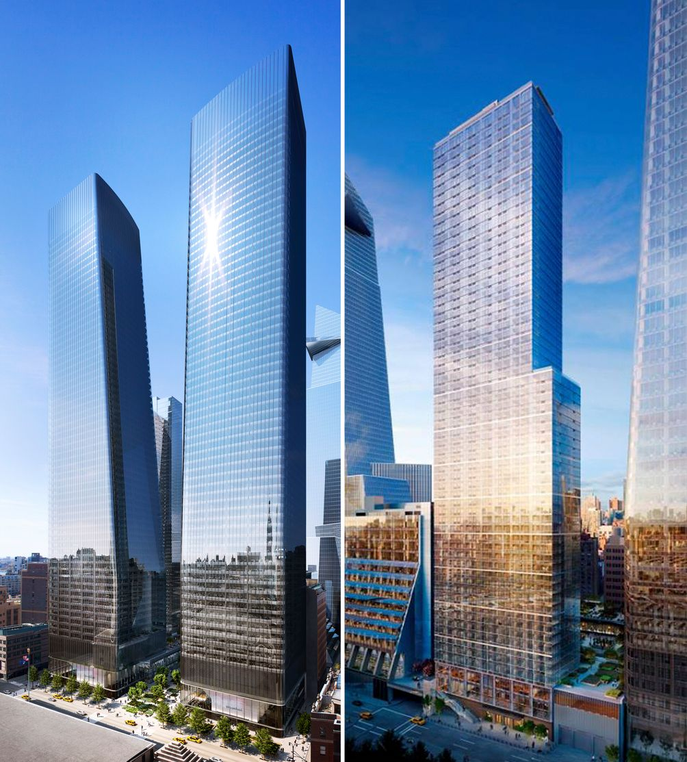 50 Years In The Making Manhattan West Finally Takes Shape
