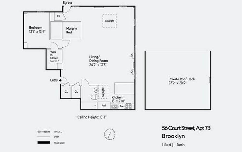 56 Court Street Brooklyn apartments