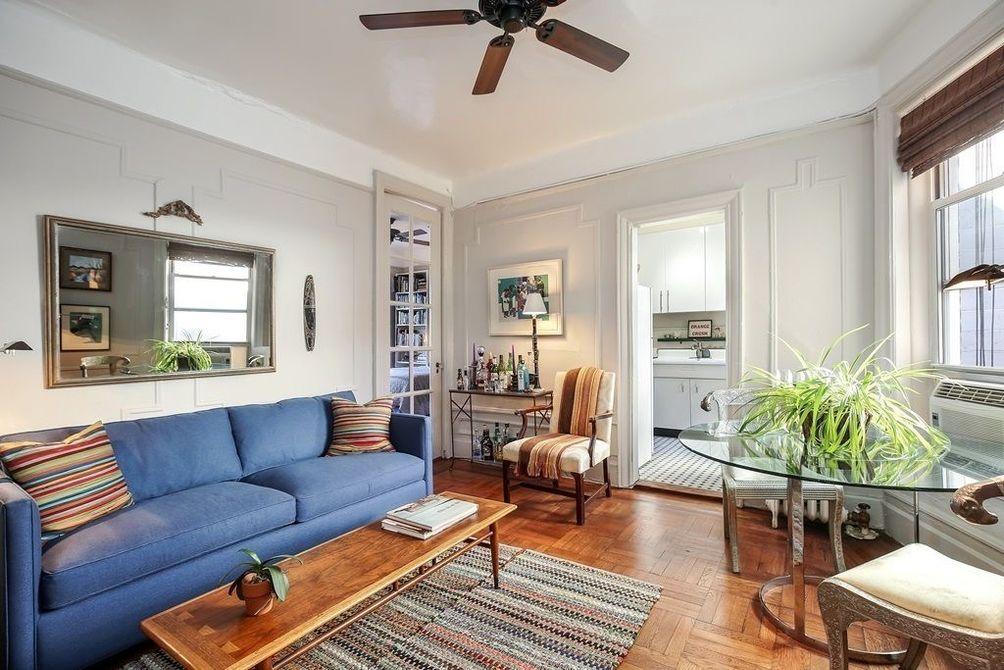 261 West 22nd Street interiors