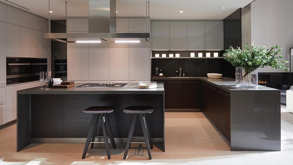 soori high line interiors, soori high line kitchen, SCDA Architects, model unit, chelsea condos