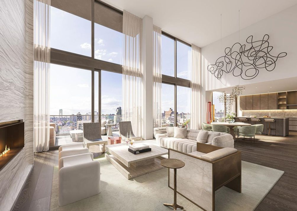 Lower East Side apartments