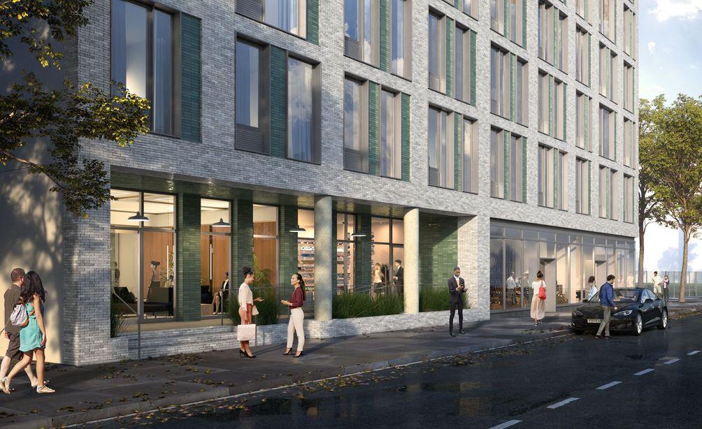 95 Monitor Street, Jersey City, Fogarty Finger Architects