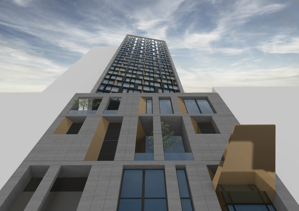 842 Sixth avenue future tallest modular hotel