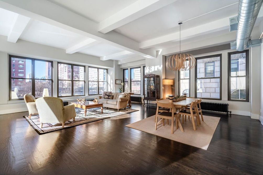 NYC downtown apartments
