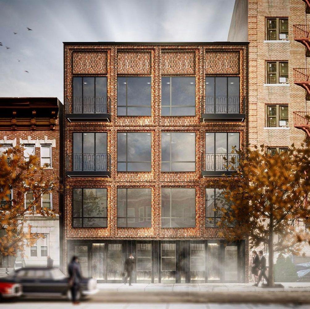 239 Hawthorne Street rendering