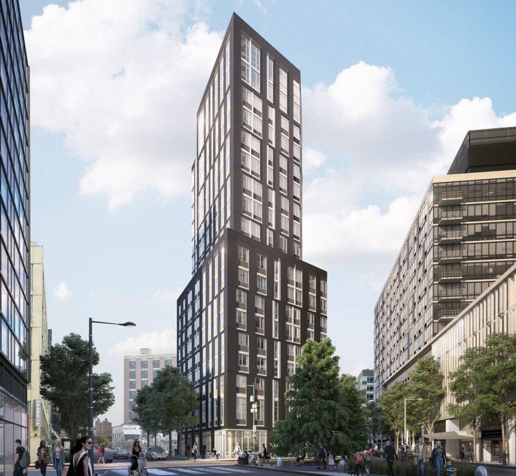SLCE Architects / Rockrose Development