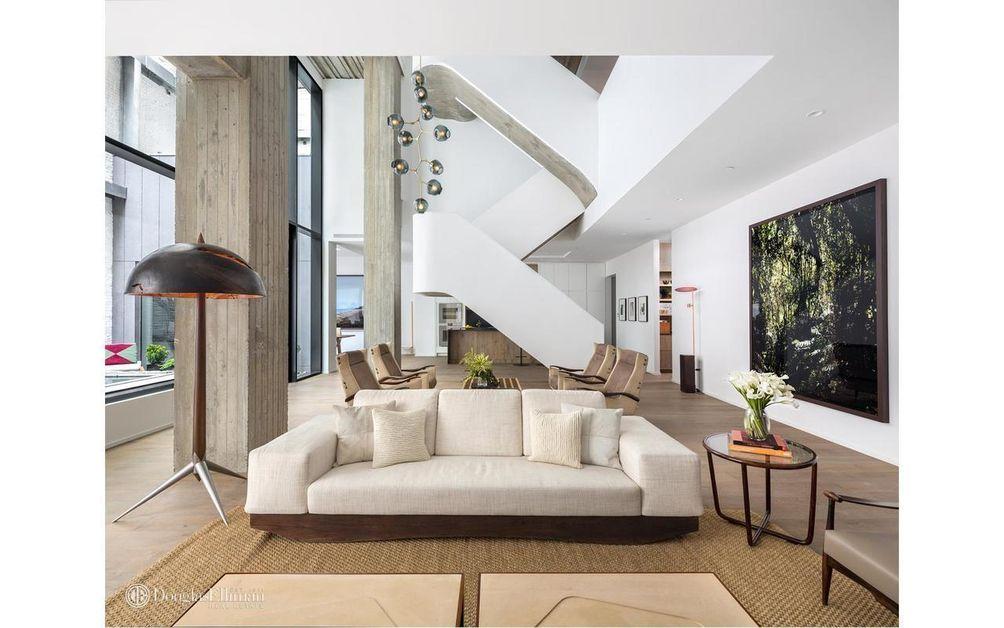 12 Warren Street interiors