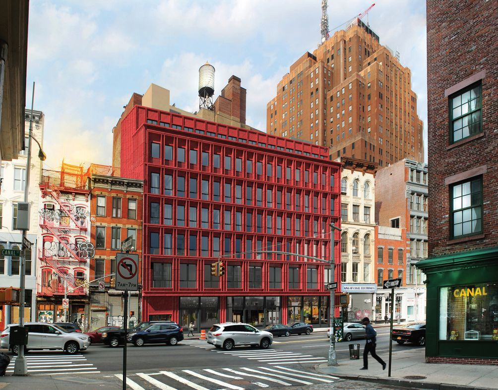 312-322 Canal Street Revised Design 2