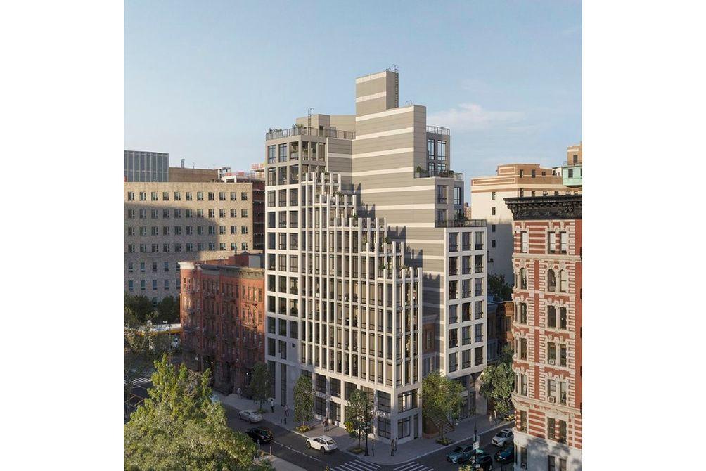 99 Morningside Avenue - Harlem condos