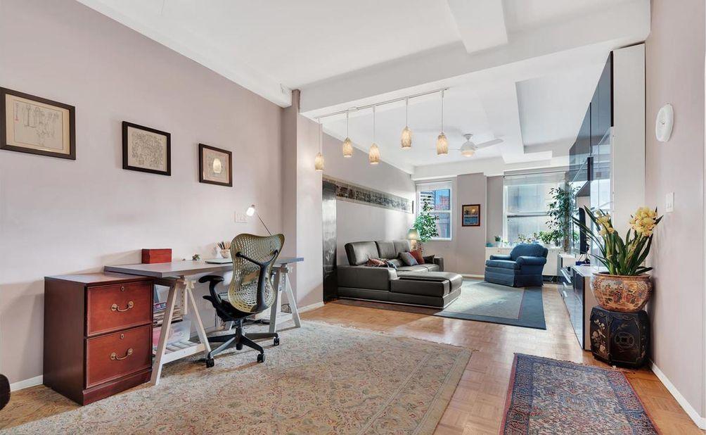 153 East 87th Street interiors
