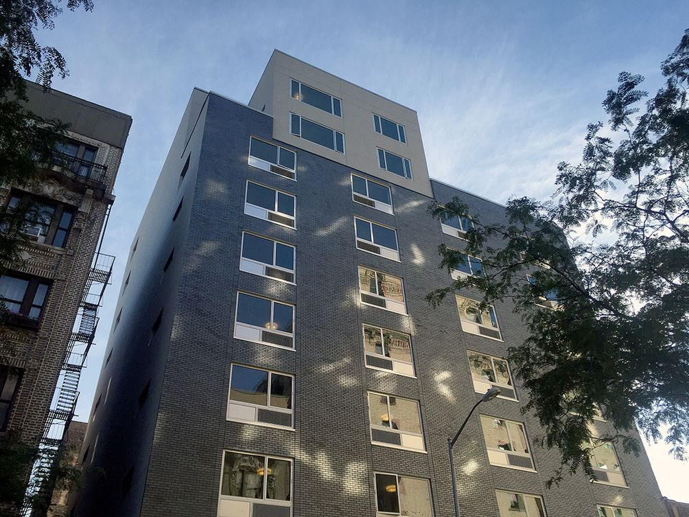 Meet Washington Heights' Newest Rental Building, The Hannah | CityRealty