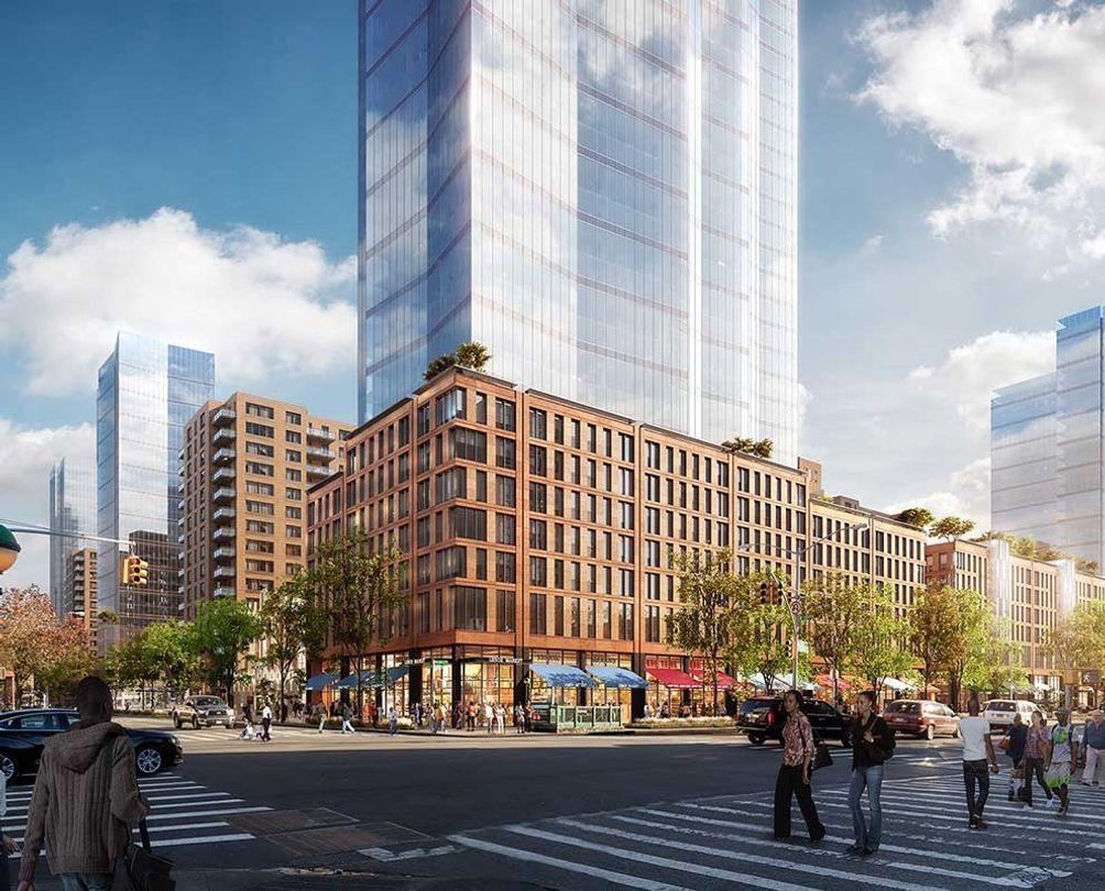 Proposed Lenox Terrace Redevelopment