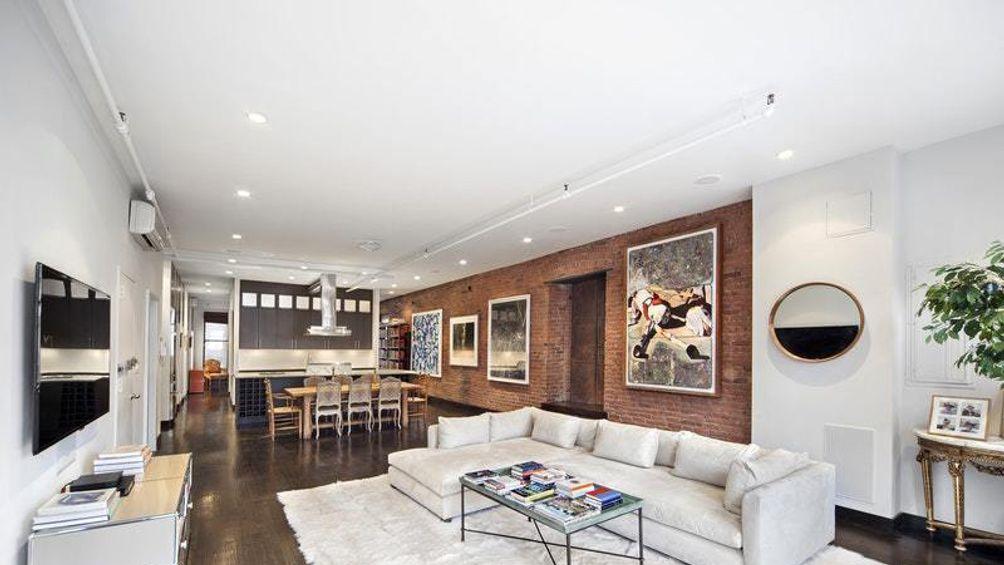 114 Spring Street interiors
