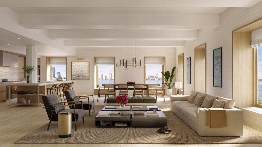 Tribeca condo apartments