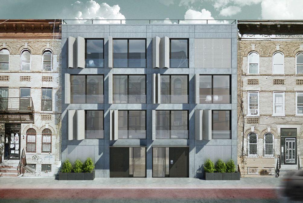95-97 Grattan Street renderings