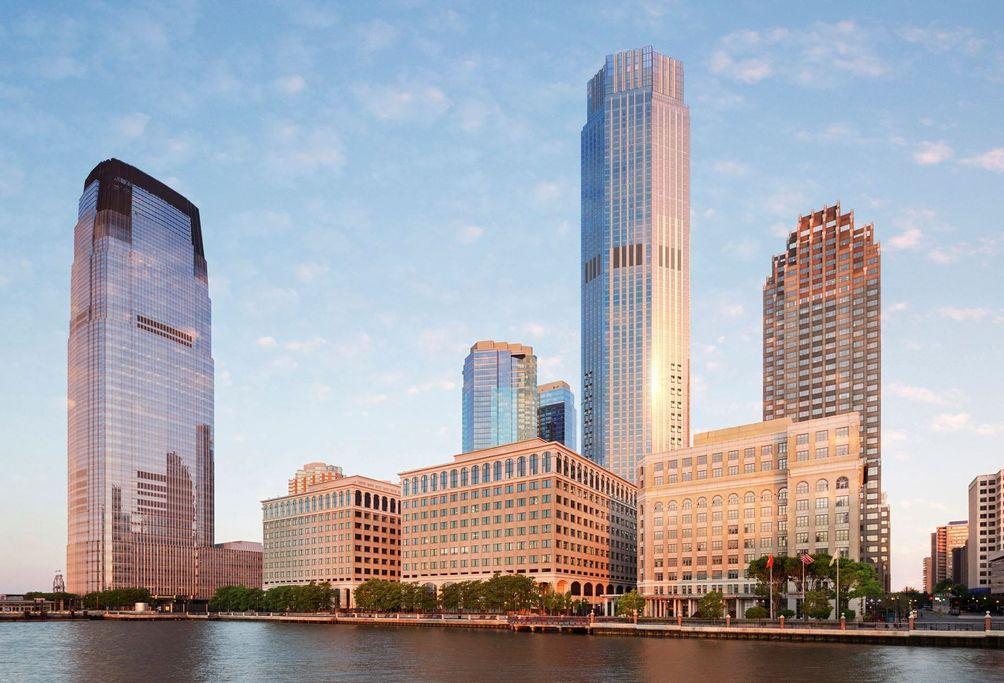 99 Hudson Street rendering