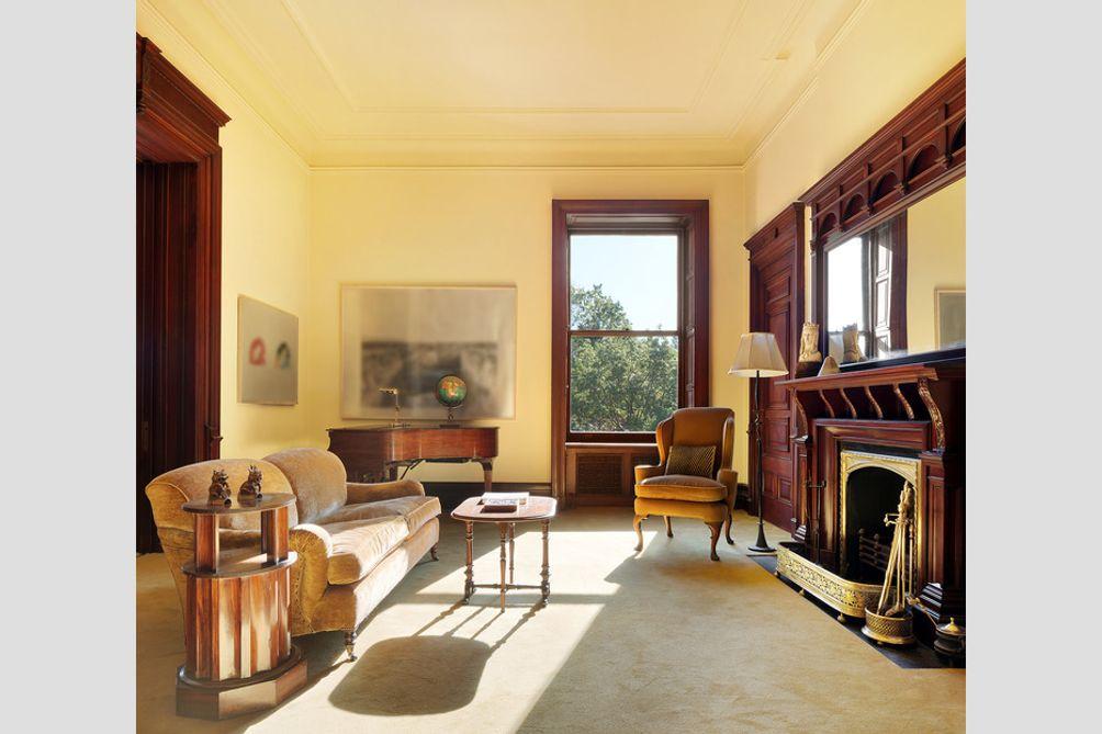 1 West 72nd Street interiors