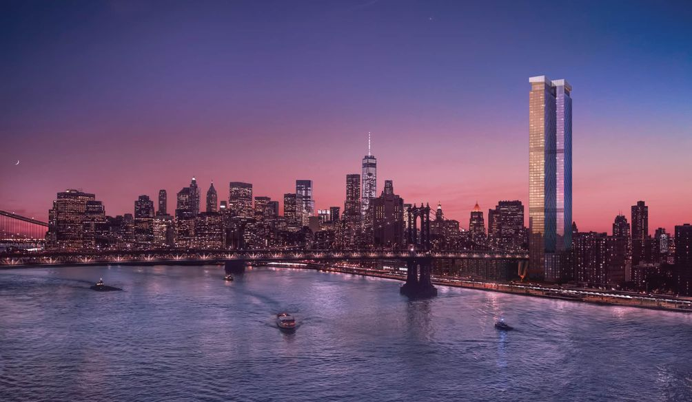 One Manhattan Square 5, Extell Development