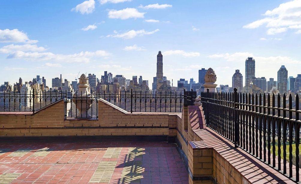 Tour this shrine above central park t mobile ceo lists for 60 park terrace west