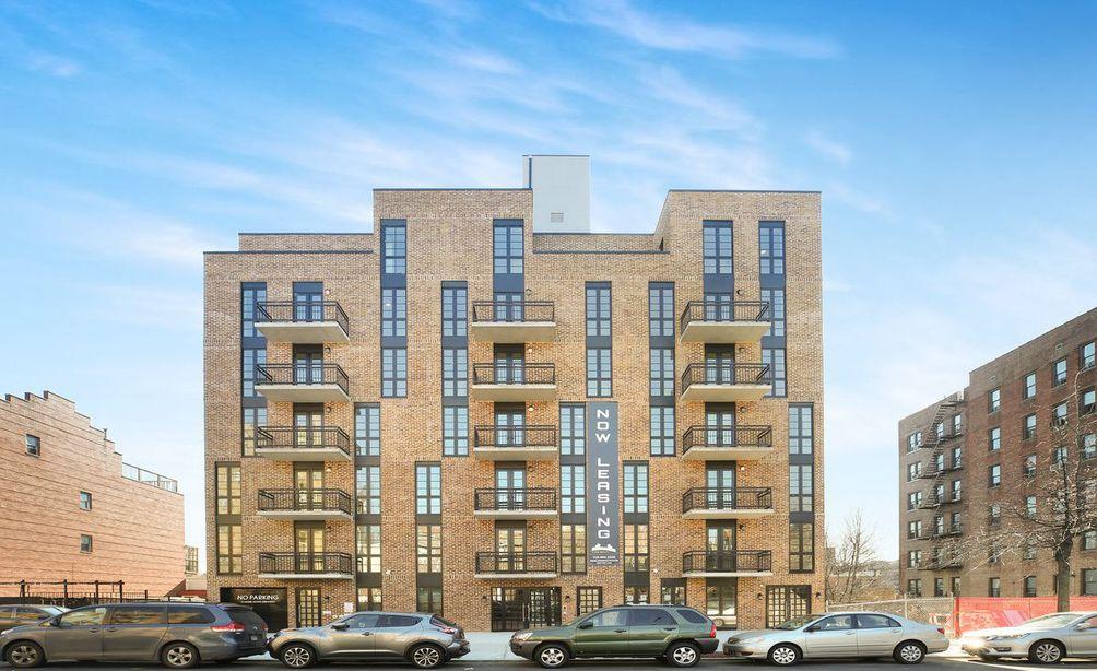490 Lefferts Avenue exterior rendering