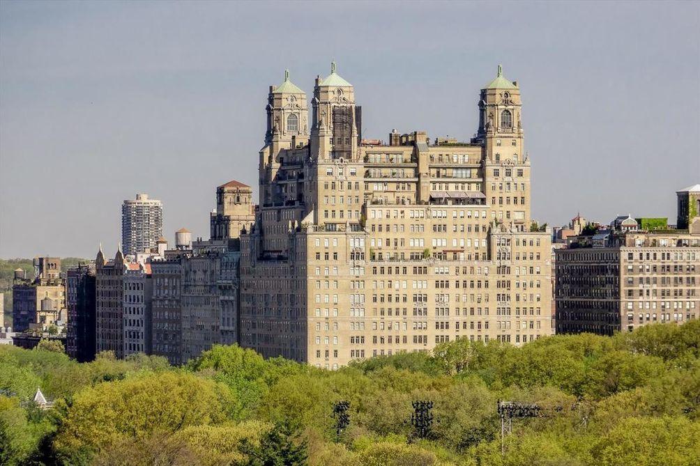 211 Central Park West - Central Park West co-ops