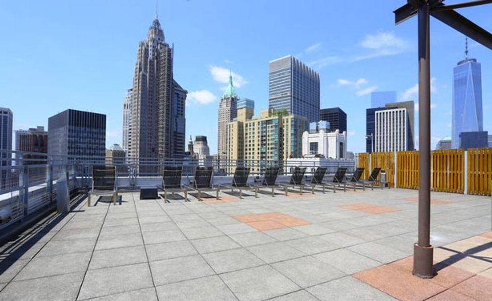 fidi 39 s 200 water street offering one month 39 s free rent on renovated