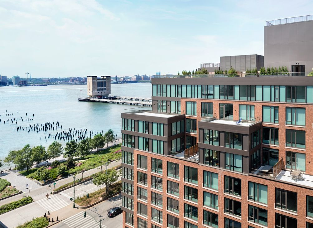 456 Washington Street In Tribeca Via Related Rentals