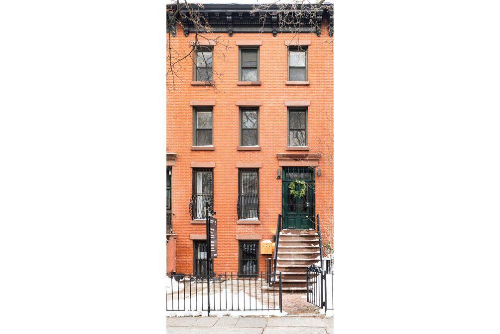 279 Wyckoff Street - Brooklyn townhouses