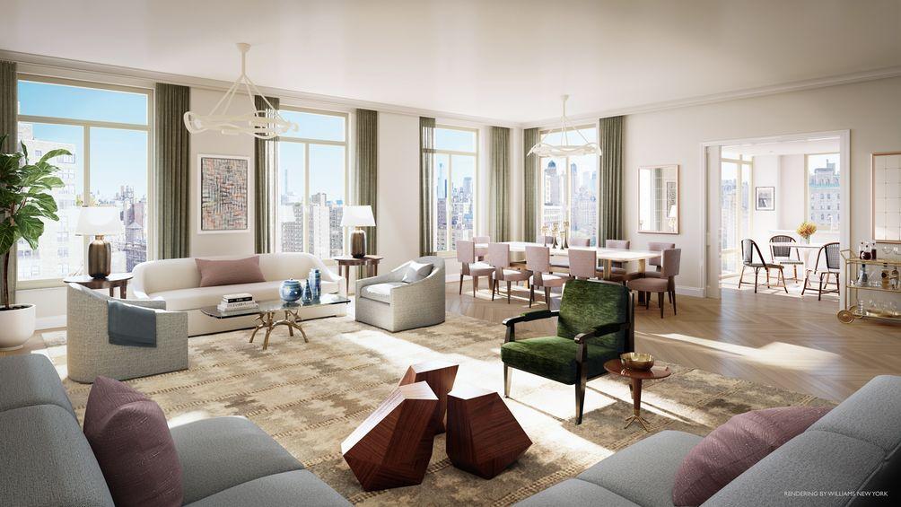 250 West 81st Street Interior