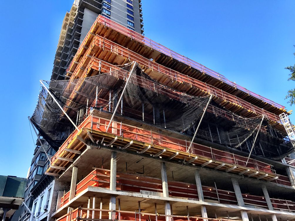 176 east 82nd street construction 2