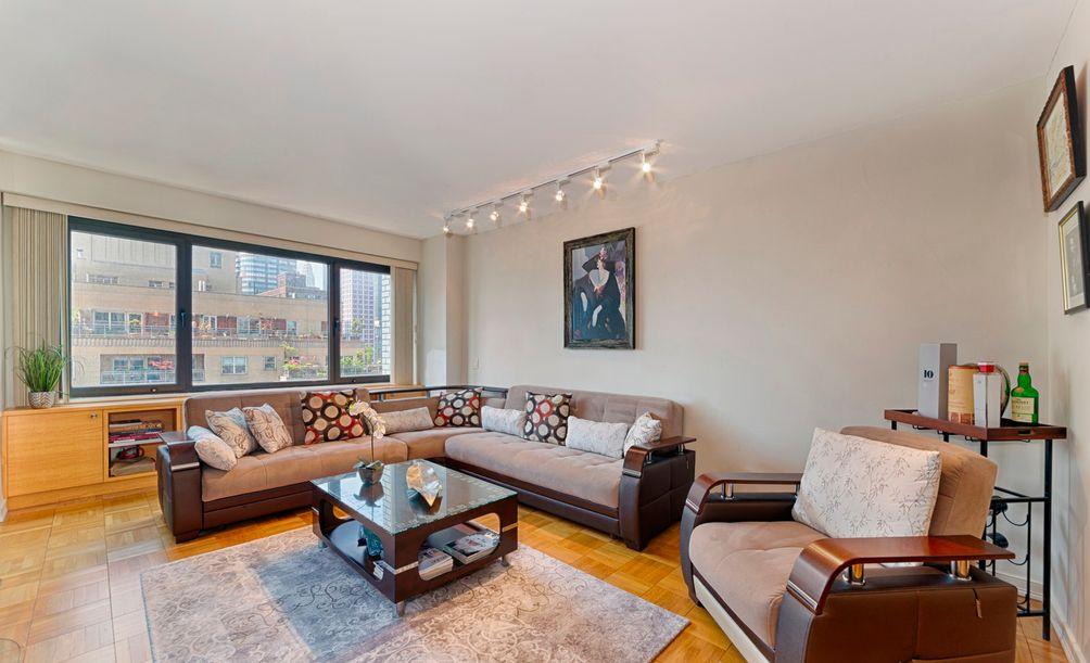 Cheap midtown apartments