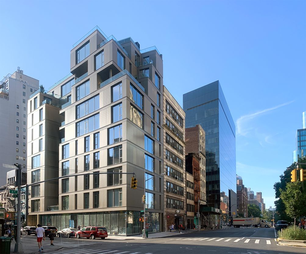 80 East 10th Street - New East Village condo