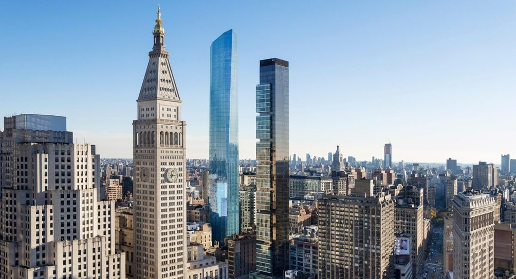 Madison Square Park Tower-photo