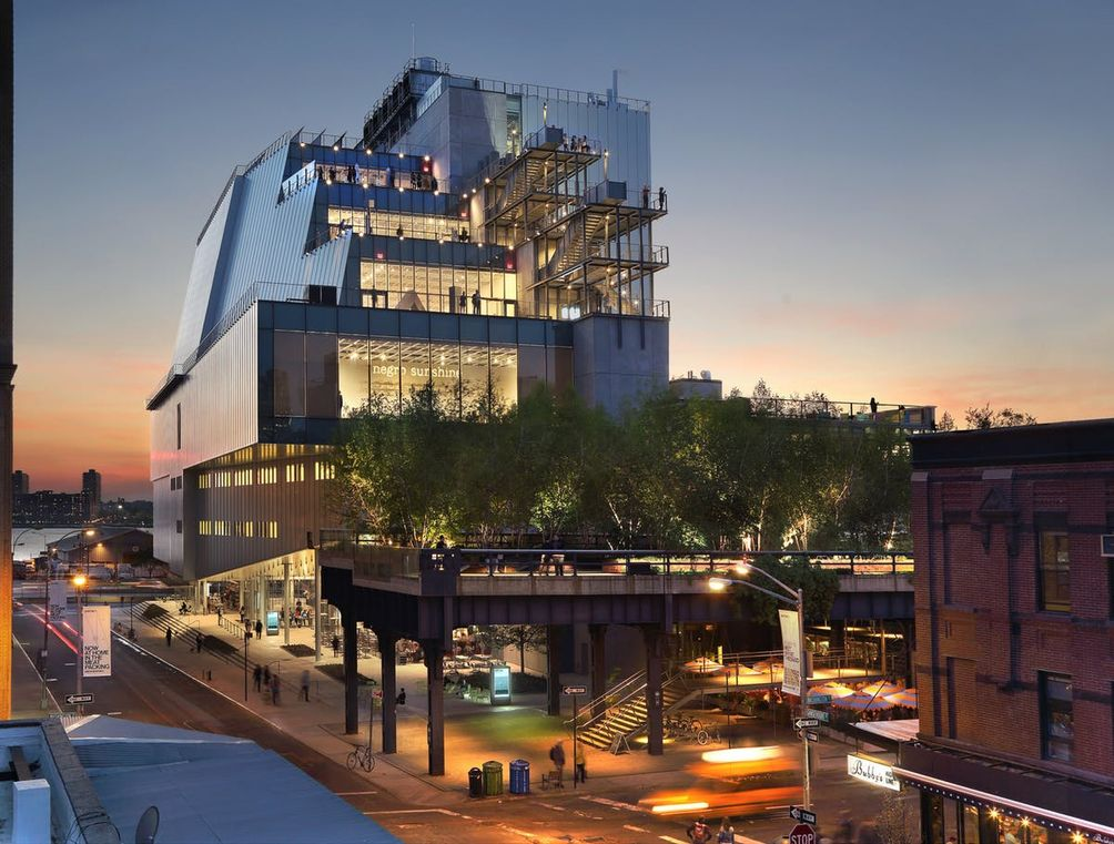 Meatpacking District -Whitney Museum of Art