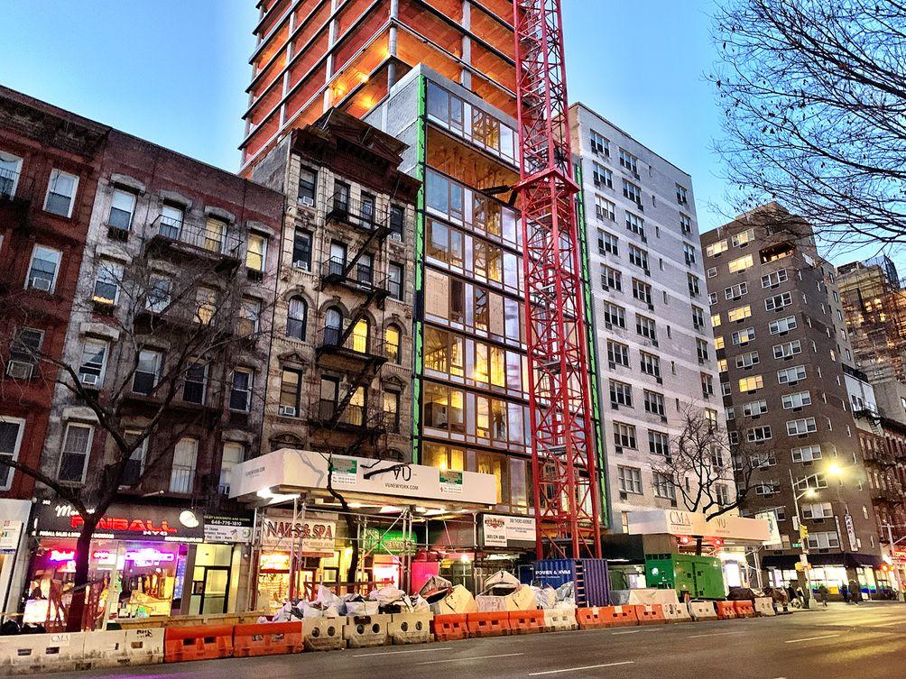 New York city condo apartments