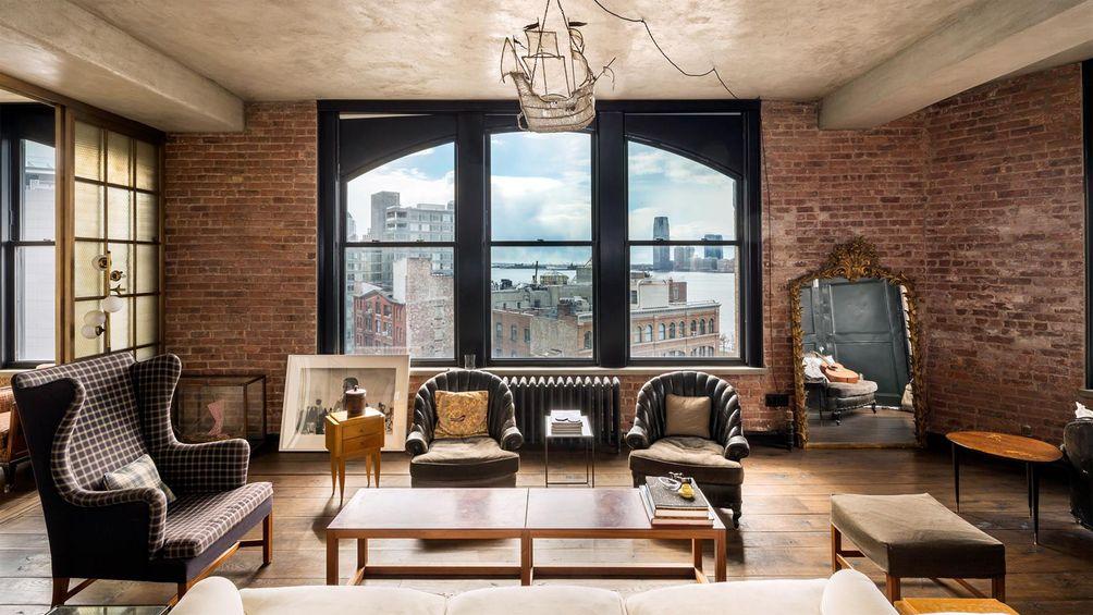 533 Canal Street interiors