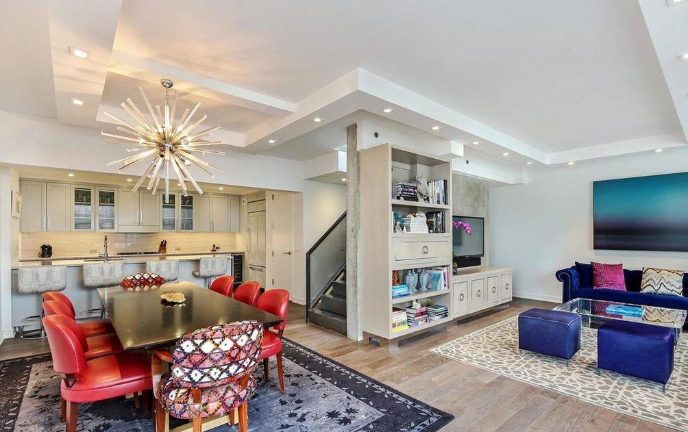 205 Water Street interiors