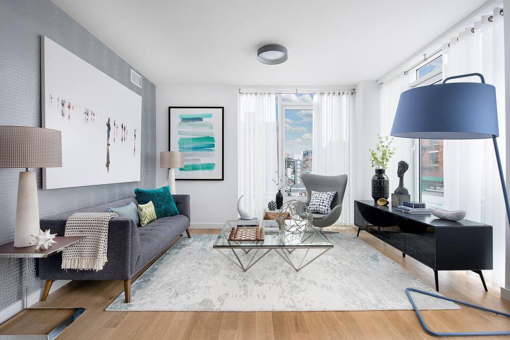 236 17th Street interior