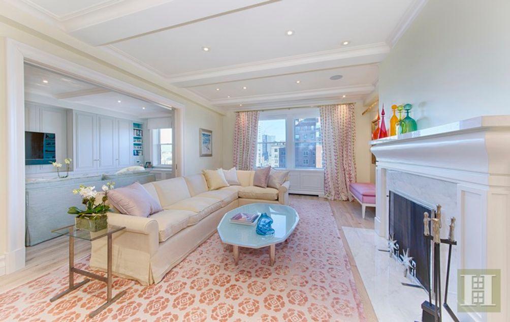 1130 Park Avenue interiors