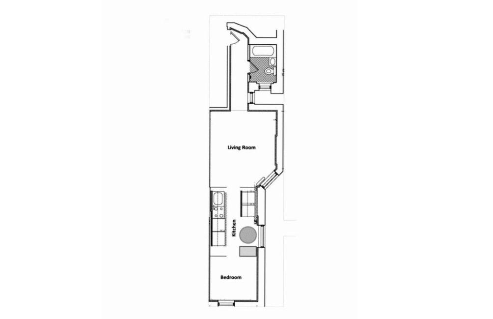 264 West 22nd Street #20 floor plan