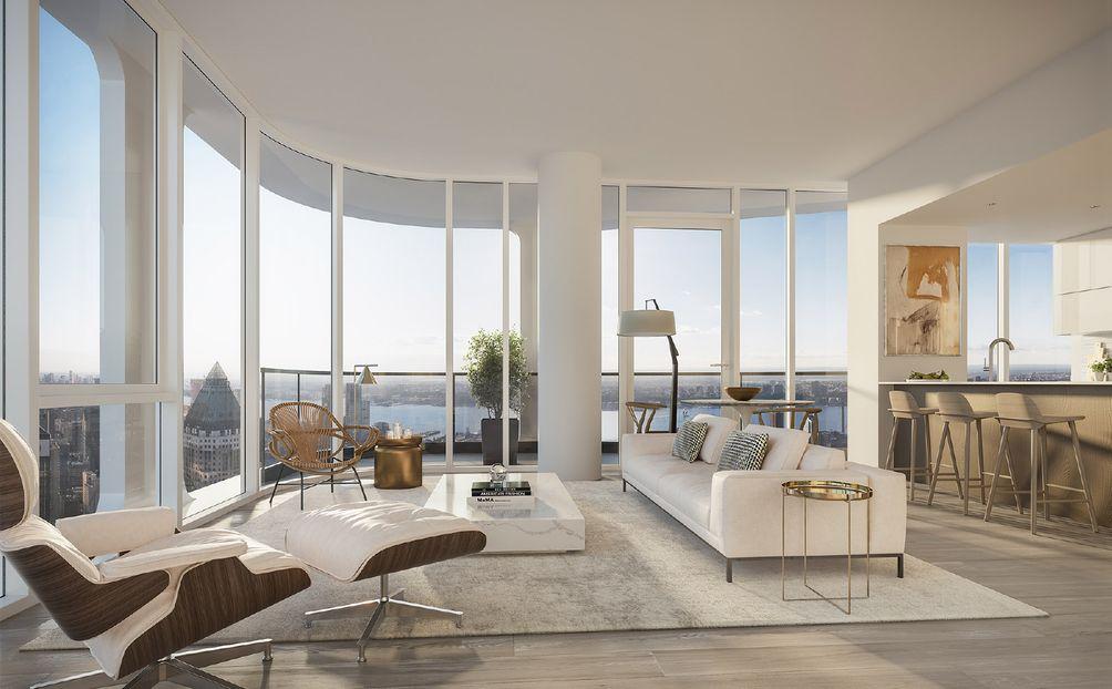 Rendering of ARO rental residence