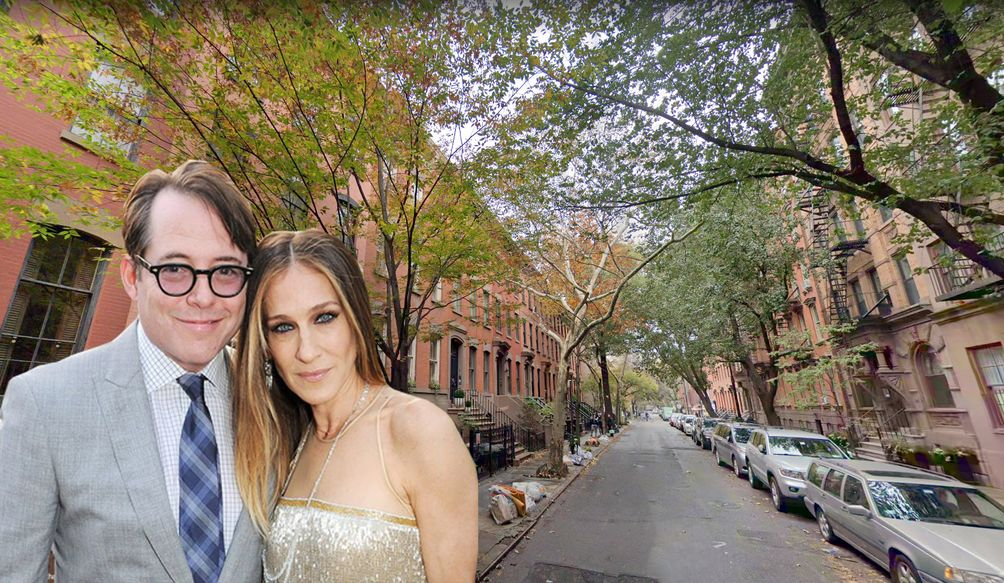 NYC real estate celebrities