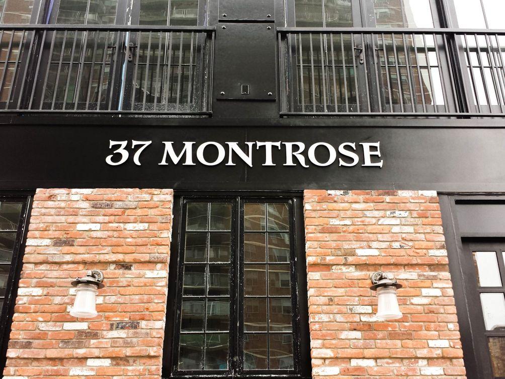 37 Montrose Avenue in Williamsburg