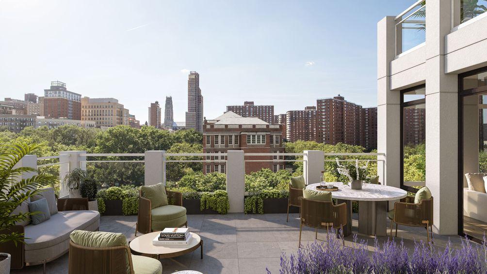 Harlem condos with views
