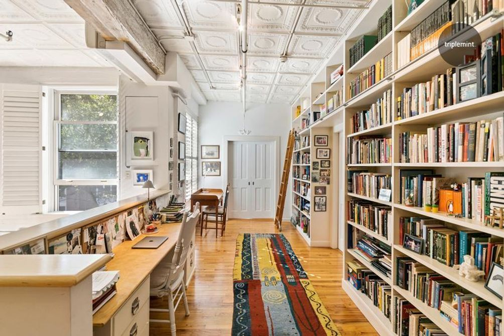 136 West 24th Street library