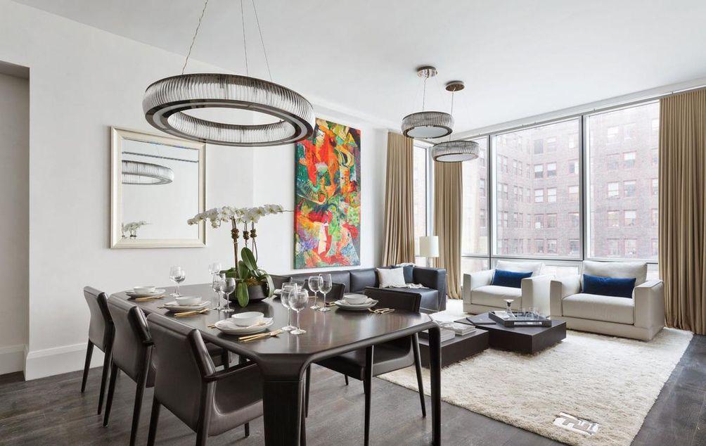 172 Madison Avenue interiors